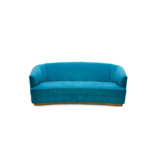 10 Items that will compose a Colourful Summer Home Decor colourful summer home decor 10 Items that will compose a Colourful Summer Home Decor saari velvet sofa modern contemporary furniture 1