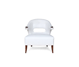 NANOOK Armchair Mid Century Modern Design by BRABBU brings the strength of a myth to a living room set.