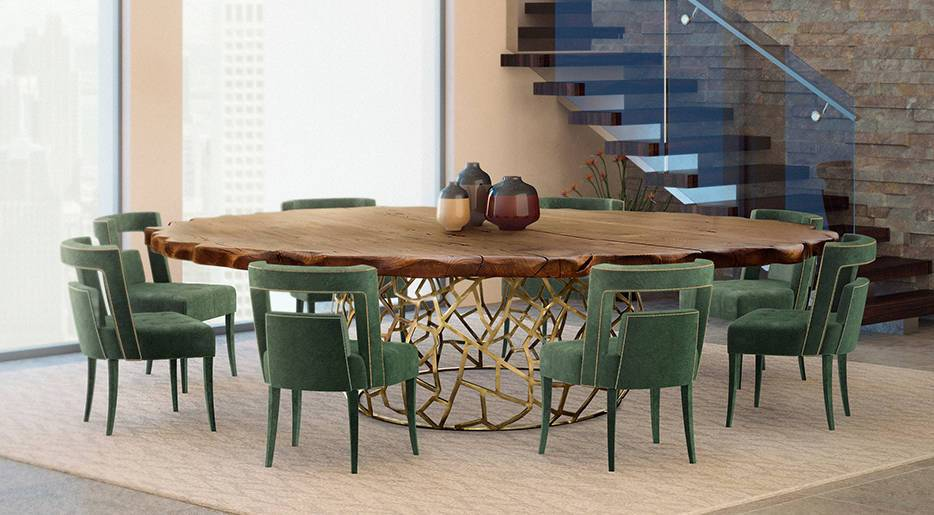 Contemporary Inspiration for Dining Room Set