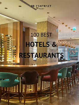 100 Best Hotel and Restaurants by BB Contract