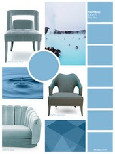Airy Blue is all about serenity, lightness and freedom.