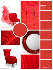Aurora Red is a warm and exciting shade that exudes an unmistakable confidence.