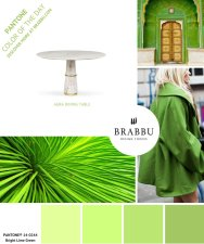 Pantone Color Of The Day: Bright Lime Green