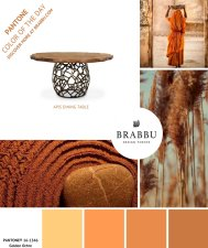 Pantone Color Of The Day: Golden Ochre