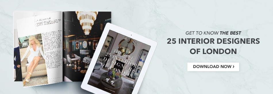 Ebook -  Top 25 Interior Designers London