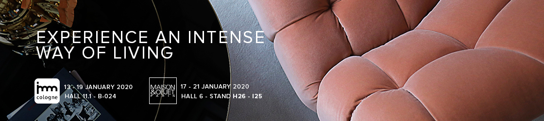 Maison&Objet 2020 maison et objet Maison et Objet 2020: What to Look Out For Banner 20MO IMM BB