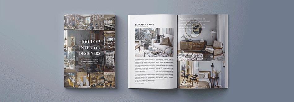 E-book  Top 100+ Interior Designers alexandrine veneri Alexandrine Veneri Interior Design Projects Top100ID