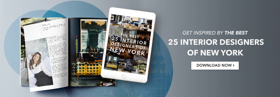 Ebook -  Top 25 Interior Designers New York home inspiration ideas