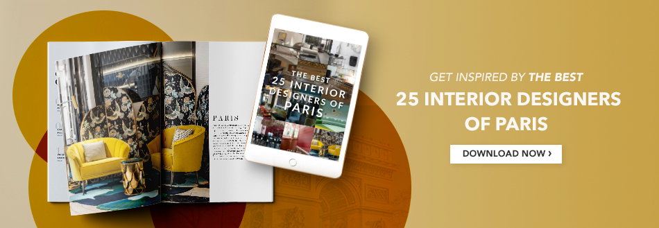 Ebook Top 25 Interior Designers of Paris alberto pinto Alberto Pinto Interior Design banner
