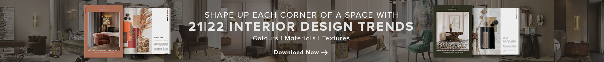 Banner de Header - Book Interior Design Trends 2021 / 2022
