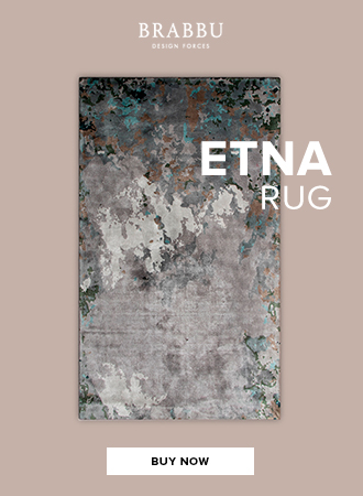 Etna Rug fall trends Boca do Lobo Fall Trends 2018 – Coffee and Side Tables Etna contemporary rugs