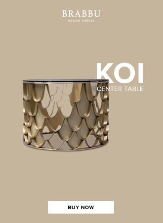 Koi Center Table