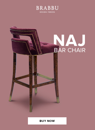 Naj Bar Chair