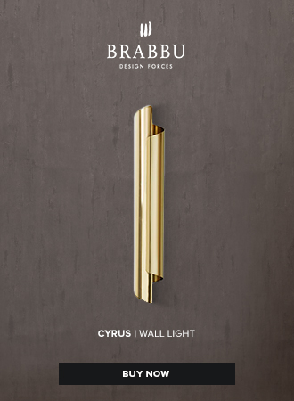 Cyrus Wall Light