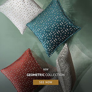 pillow  HOME PAGE geometric