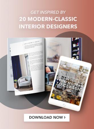 Side Banner - E-book 20 Modern Classic Interior Designers