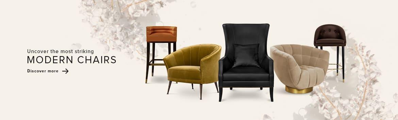 Modern Chairs Banner