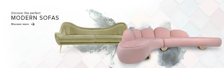 Modern Sofas Banner