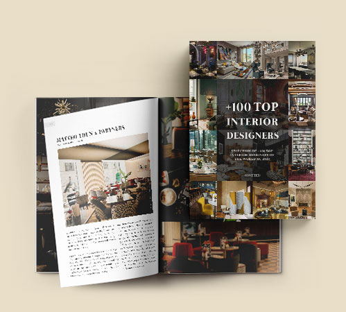 Ebook top +100 top interior designers from madrid Home Inspiration Ideas By The Top Interior Designers From Madrid cover top 100book