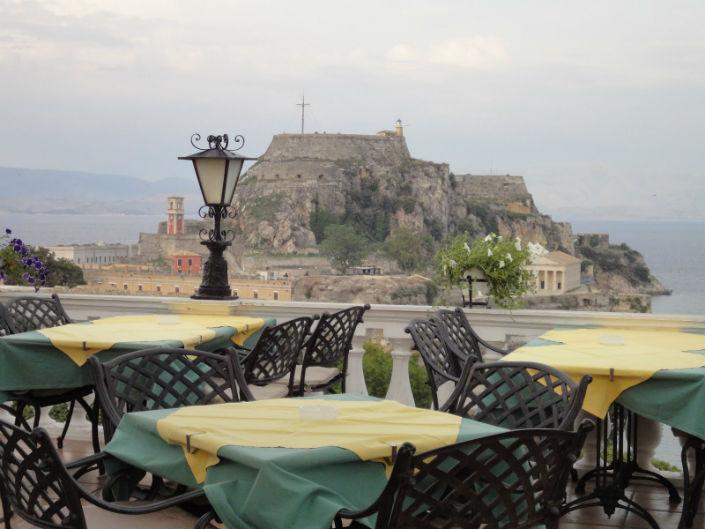 Top five bars through the world Top five bars through the world Top five bars through the world Cavalieri Corfu Greece