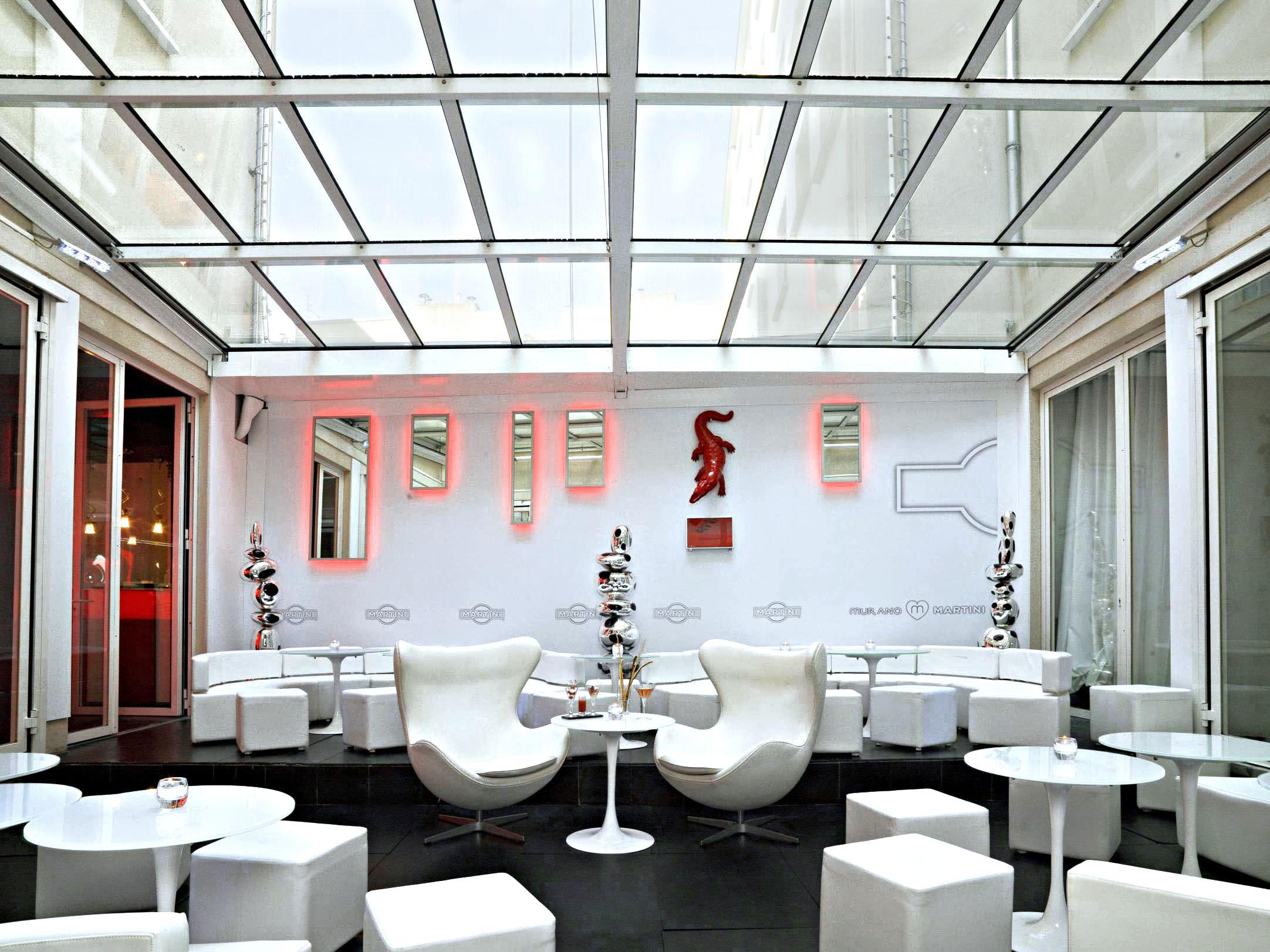 Best hotels and restaurants in paris for Hotel design 75003