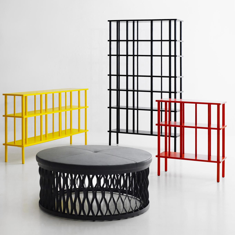 Stockholm Furniture Fair 2013: Top Exhibitors Steelo Level1