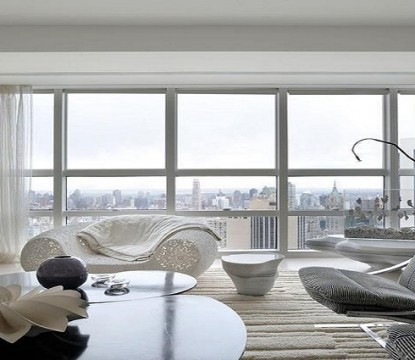 Midtown Apartment by Robert Couturier