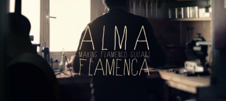Alma Flamenca - Making Flamenco Guitars - short film