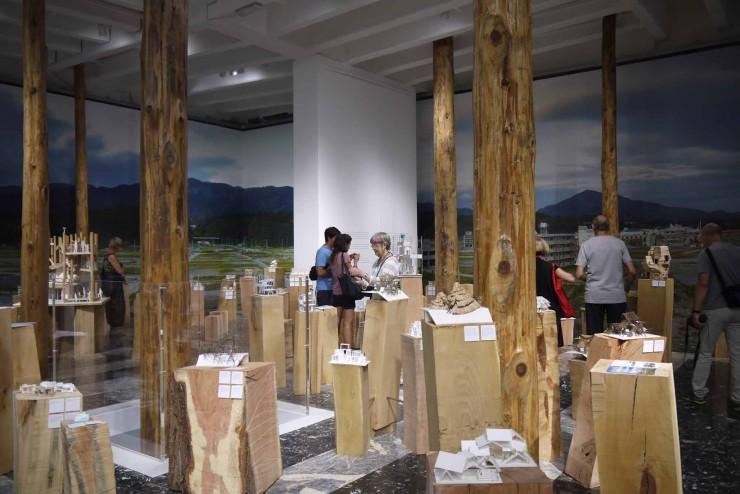 2013 Pritzker winner: Toyo Ito 2013 Pritzker winner: Toyo Ito Golden Lyon Japanese Pavilion at Venice Architecture Biennale Toyo Ito e1363698167989