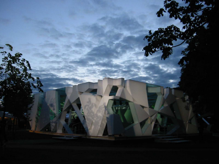 2013 Pritzker winner: Toyo Ito 2013 Pritzker winner: Toyo Ito Serpentine Gallery Pavilion 2002 Designed by Toyo Ito with Arup e1363702721226