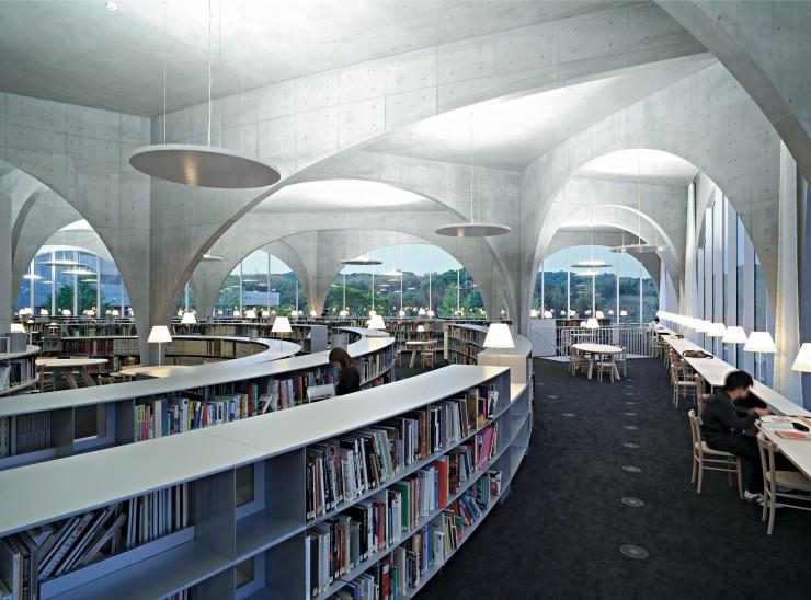2013 Pritzker winner: Toyo Ito 2013 Pritzker winner: Toyo Ito Tama Art University Library in Tokyo Toyo Ito e1363699464971