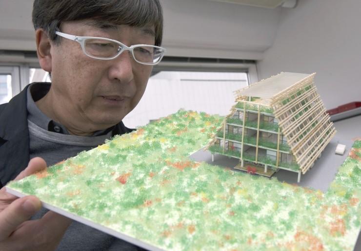 2013 Pritzker winner: Toyo Ito 2013 Pritzker winner: Toyo Ito Toyo Ito Pritzker 2013 Architecture studio e1363697676468
