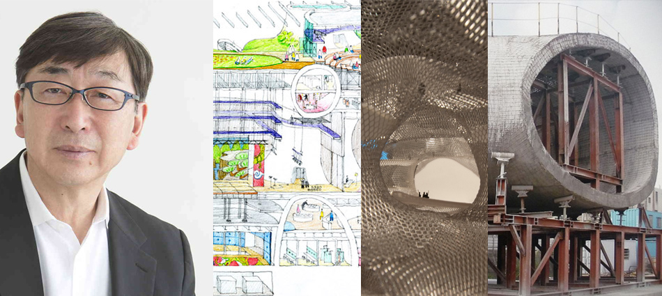 2013 Pritzker winner: Toyo Ito 2013 Pritzker winner: Toyo Ito Toyo Ito Pritzker 2013 Taichung Metropolitan Opera House