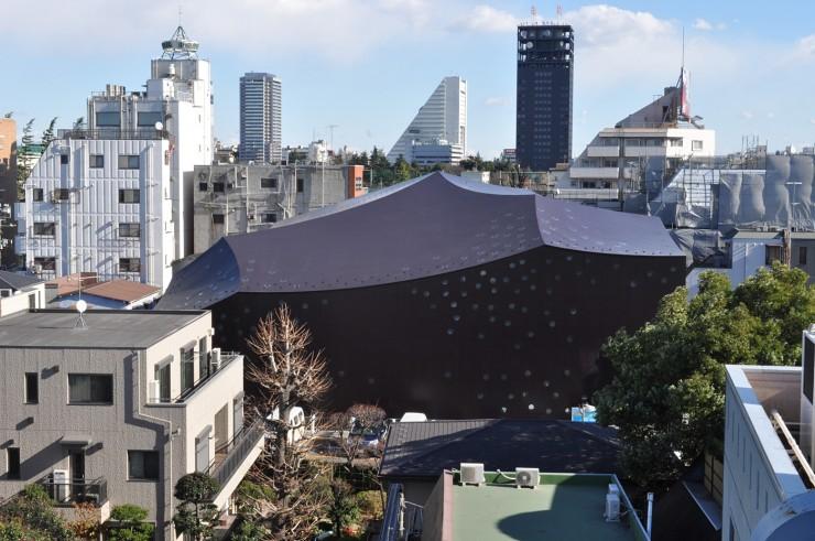 2013 Pritzker winner: Toyo Ito 2013 Pritzker winner: Toyo Ito Za Koenji Public Theatre in Tokyo Toyo Ito e1363699533876