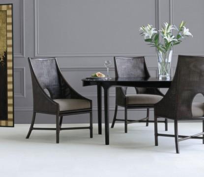 Barbara Barry fabrics, simple and elegant