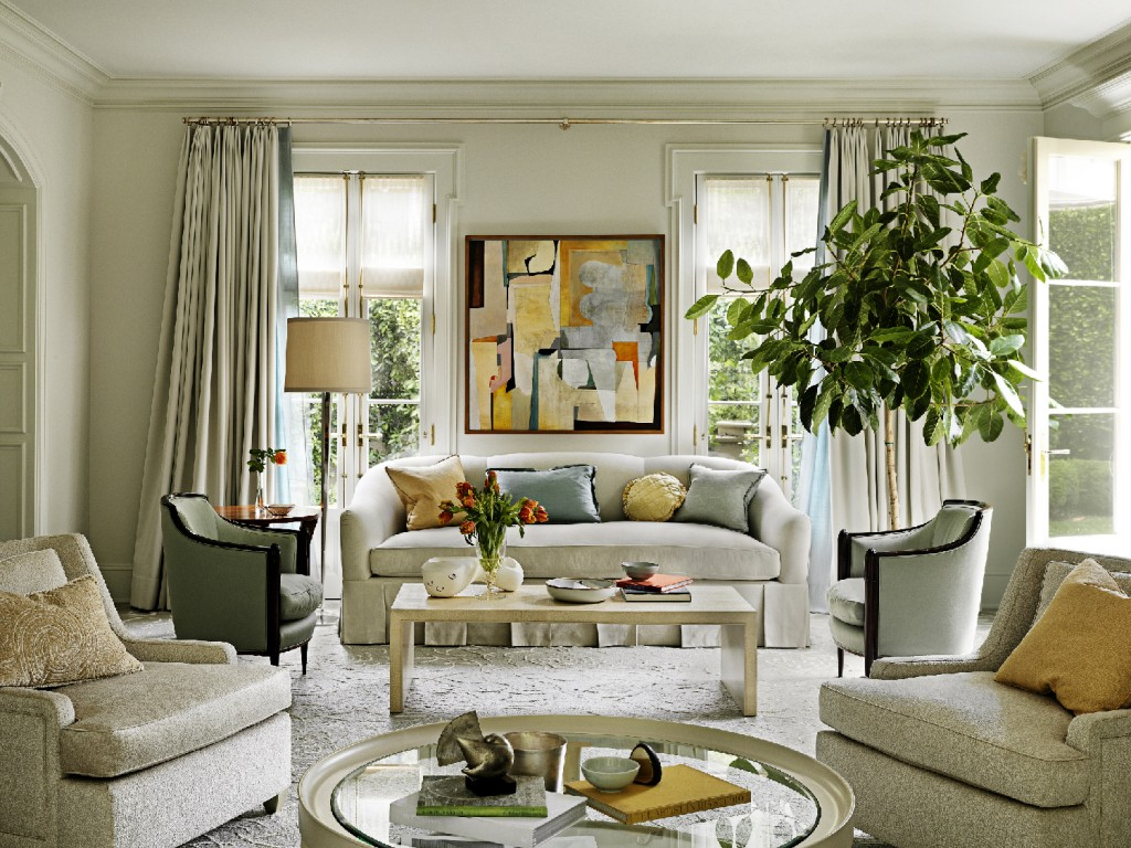 Barbara Barry Inspiring And Simple Living Room Brabbu