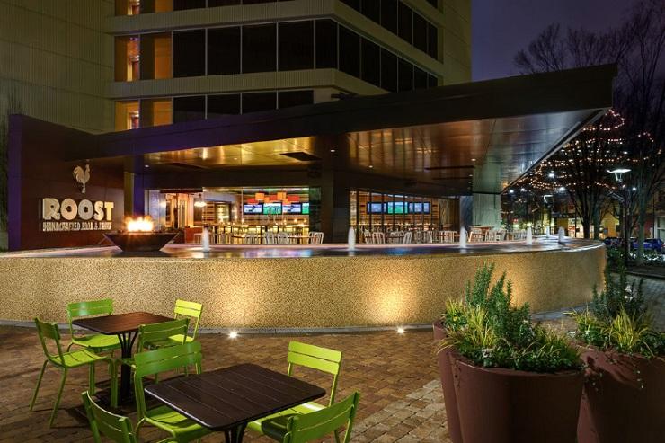 Roost restaurant in greenville for M kitchen harbison sc menu