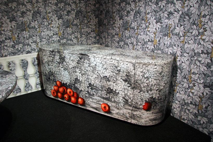 'peccato originale' by piero fornasetti