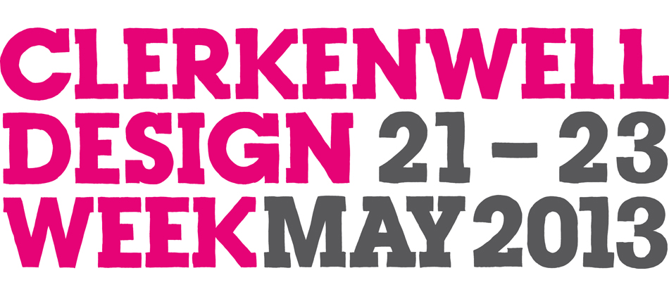 """Clerkenwell Design Week is UK's leading independent design festival and one of the most acclaimed trade events on the international design calendar. It takes place once a year and this year it will be from the 21st of May to the 23rd of the same month"""