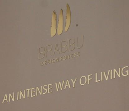 BRABBU's first day at iSaloni 2013