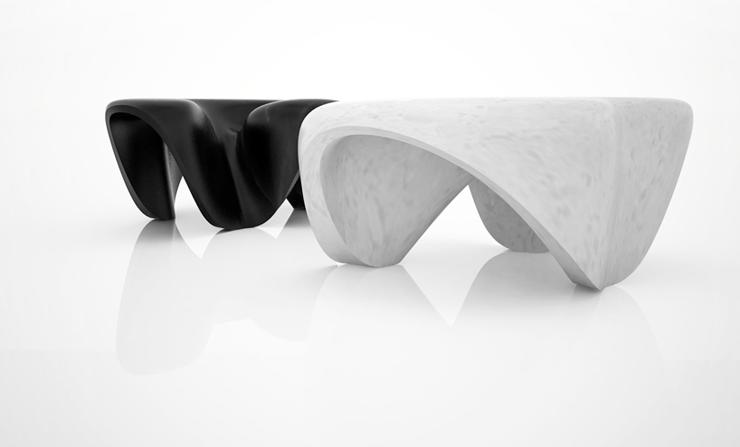 Zaha Hadid For Il Salone U2013 Furniture U2013 BRABBU
