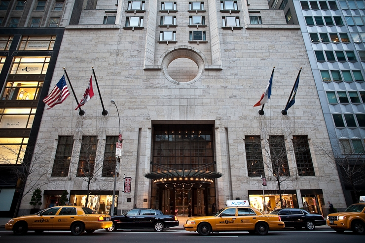 New york s luxury hotels lifestyle brabbu brabbu for Most expensive hotel in nyc