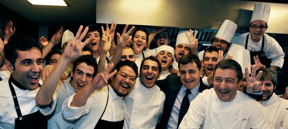 The World's 5 Best Restaurants