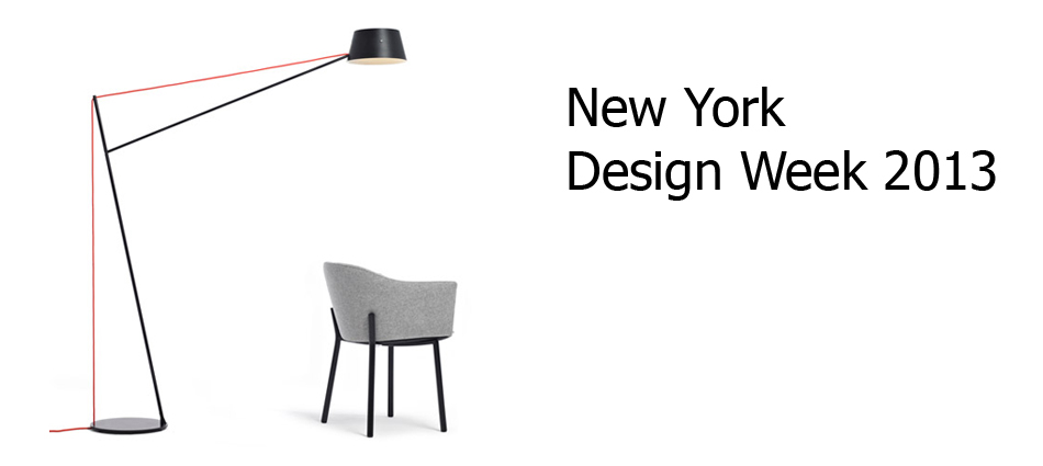 """Today starts New York Design Week which happens to the 21st of May. The expectations are high and there are several events scheduled for this period of time. INTRO NY is one of the events taking place during New York Design Week and promises to be inspiring"""
