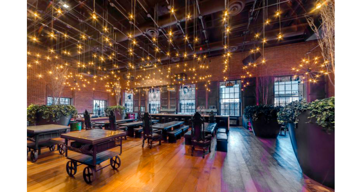 """""""Someday if you want to go to New York, there is a list to answer to the simple question: """"Where should we go for a drink?"""". All the Bar selects have a particularity that they make your night fantastic and unforgettable by their design or the variety of drink offered"""""""