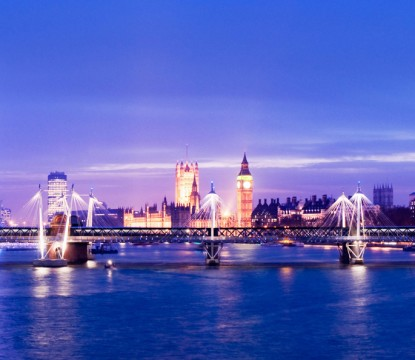 TOP HOTELS IN LONDON