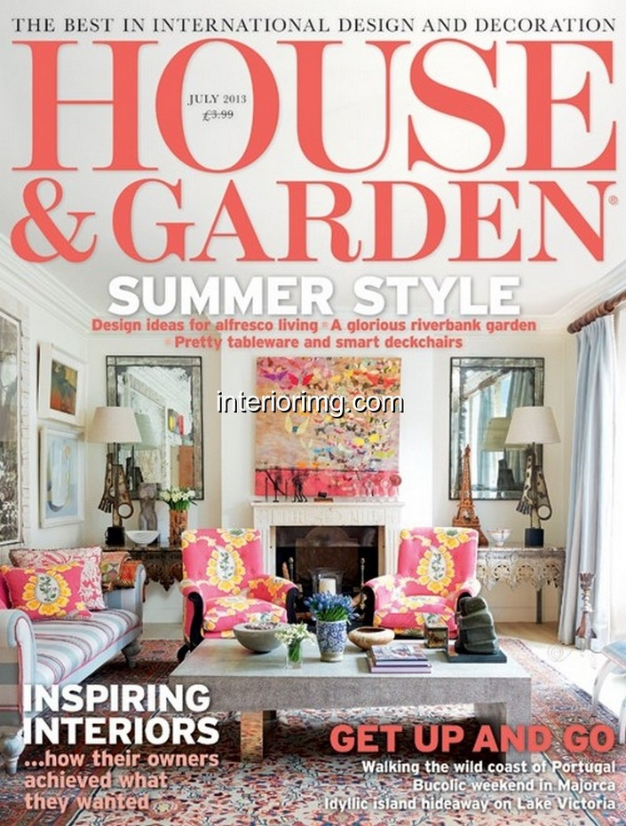 Home decorating magazines uk home review for Deco design magazine