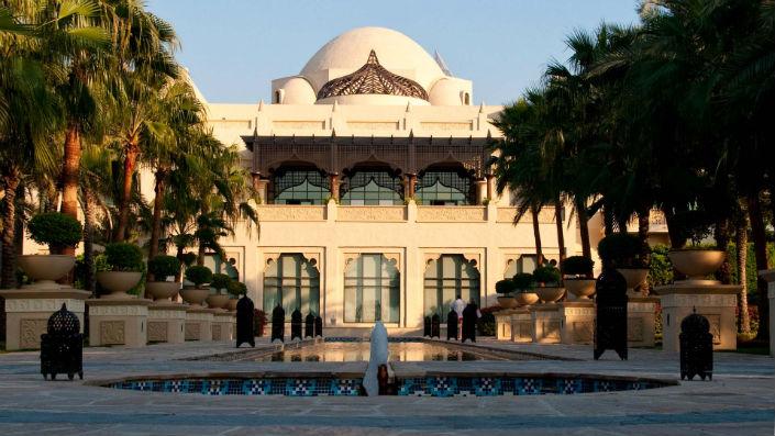 Dubai's Top Design Hotels Dubai's Top Design Hotels Dubai's Top Design Hotels One Only Royal Mirage Palace