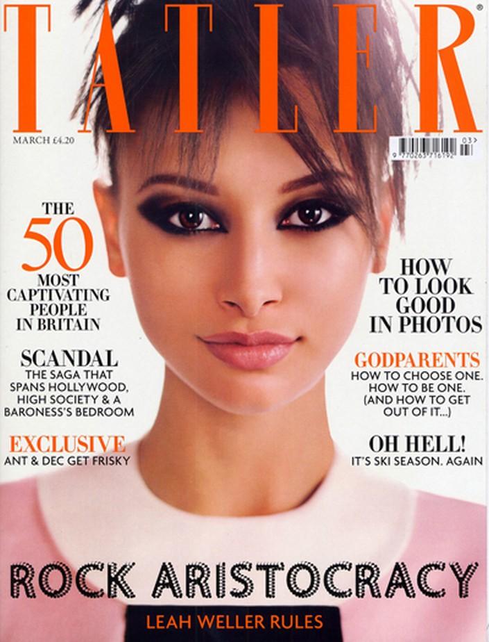 Tatler-April-9 design magazines TOP 10 Design Magazines | UK Tatler April 9