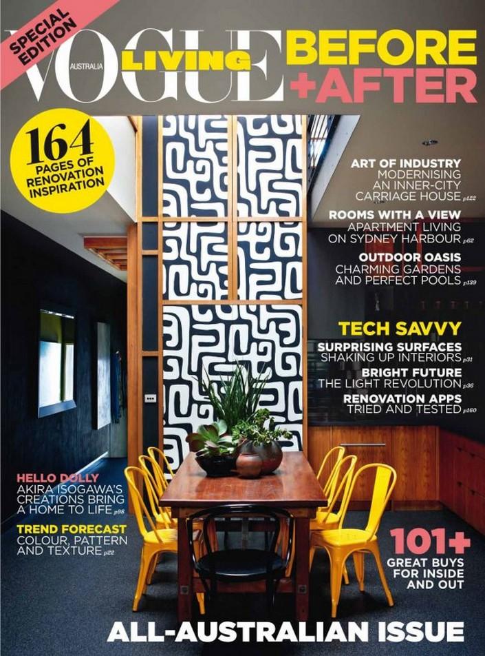 Vogue 10 design magazines TOP 10 Design Magazines | UK Vogue 10
